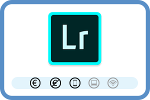 Adobe Lightroom CC smartphone